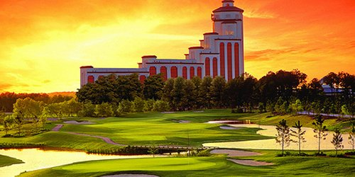 Lake Charles Golf Packages