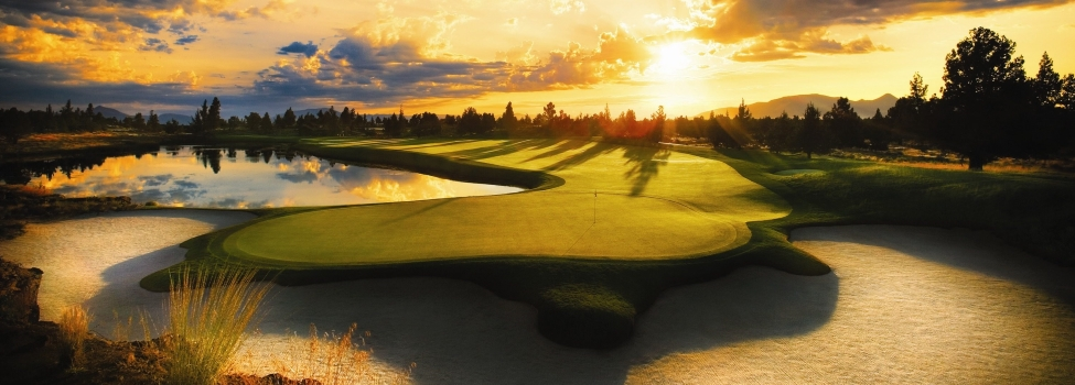 Bend golf packages