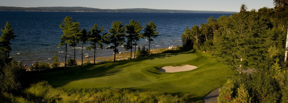 Boyne City - Petoskey - Harbor Springs golf packages
