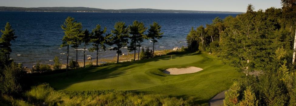 Boyne City / Petoskey / Harbor Springs golf packages