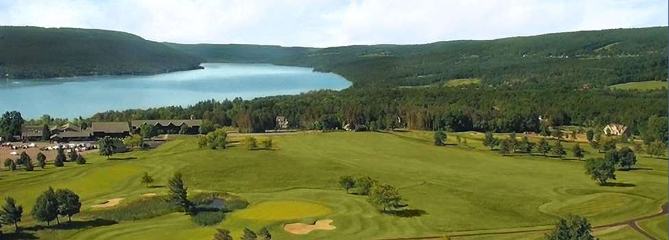 Finger Lakes golf packages