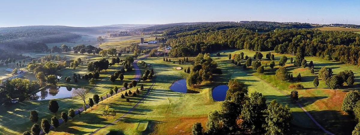 Buffalo golf packages
