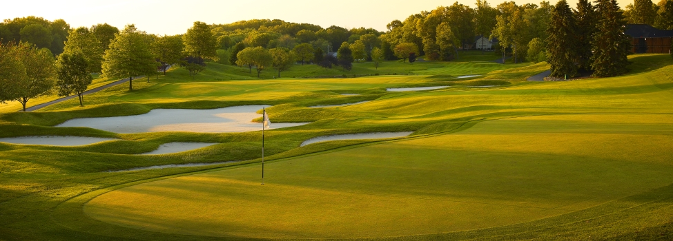Canton golf packages
