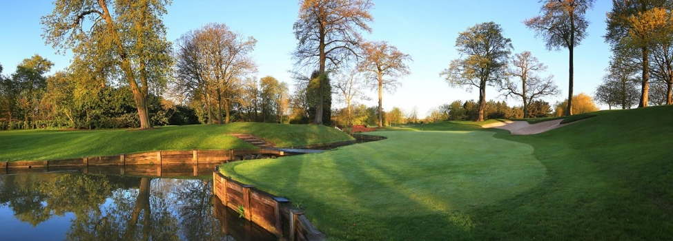Central England golf packages
