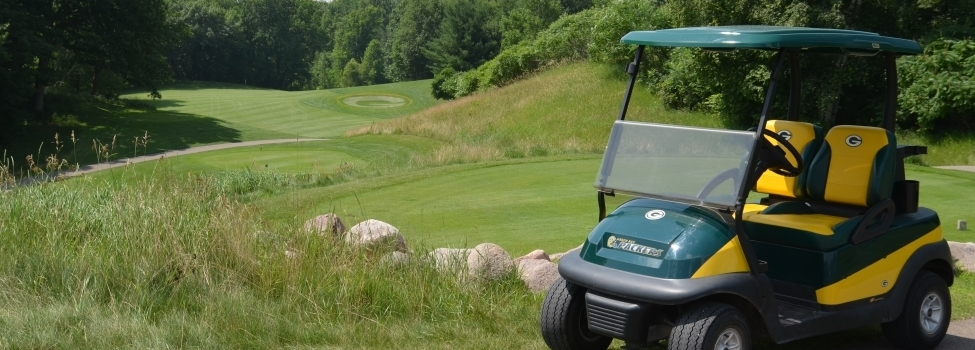 Green Bay golf packages