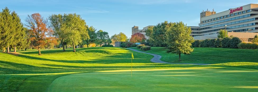 Lexington golf packages