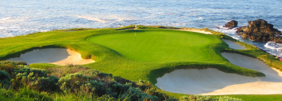 Pebble Beach - Monterey Peninsula golf packages