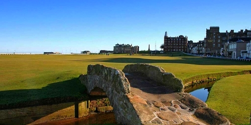 St Andrews, Carnoustie & Gleneagles