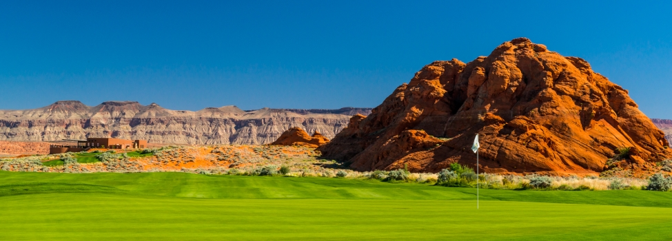 St George golf packages
