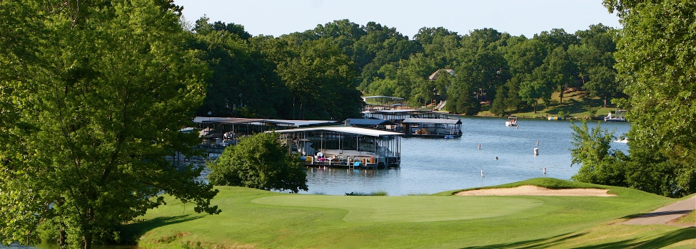 Lake of Ozarks golf packages
