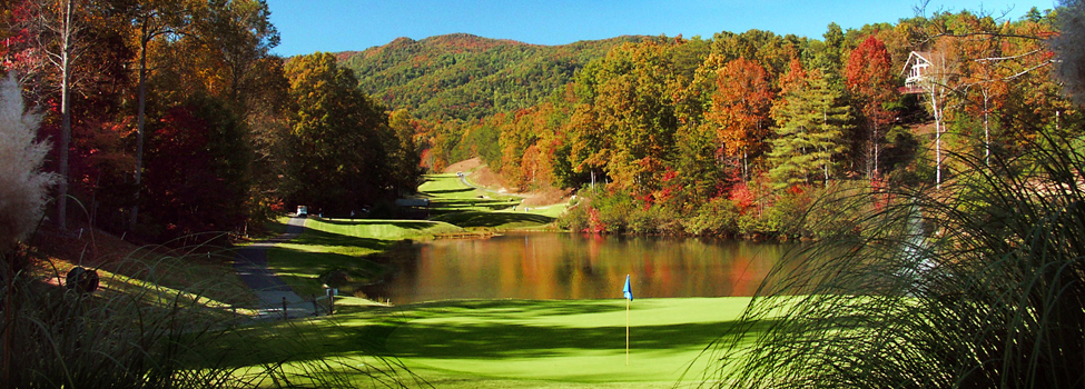 Western North Carolina Mountains golf packages