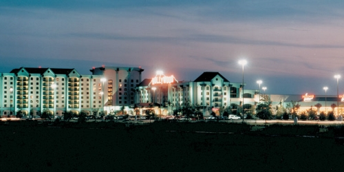 Hollywood Casino - Tunica golf packages
