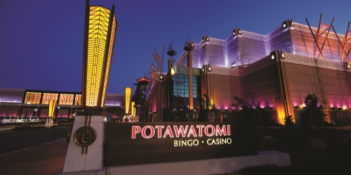Potawatomi Bingo Casino golf packages