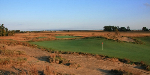 Awarii Dunes Golf Club golf packages