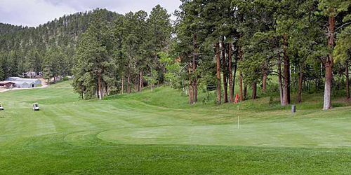 Tomahawk Country Club golf packages