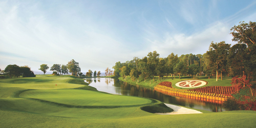 Kingsmill Resort - The River Course