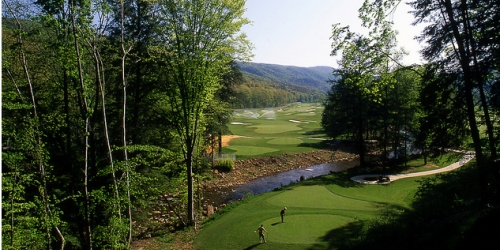 Wasioto Winds at Pine Mountain State Resort Park golf packages