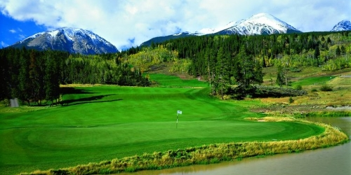 The Raven at Three Peaks golf packages