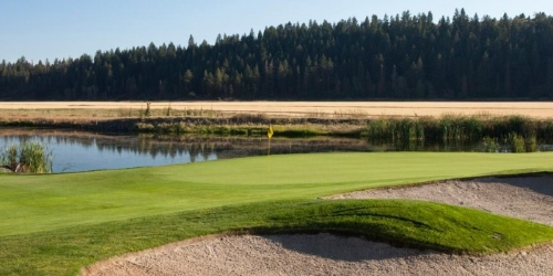 The Running Y Ranch Resort golf packages