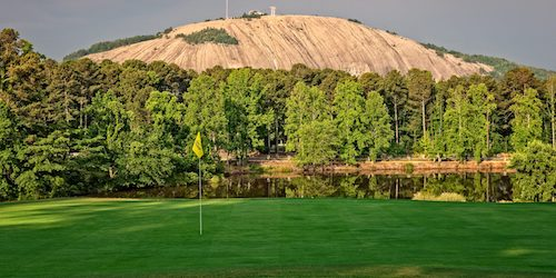 Stone Mountain Golf Course golf packages