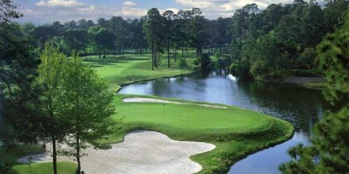 Golden Bear Golf Club