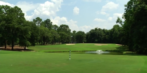 Wallace Adams Golf Course at Little Ocmulgee State Park golf packages