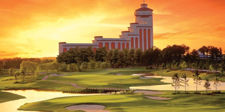 Contraband Bayou Golf Club