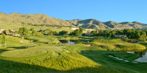 Colorado Golf Trails golf packages