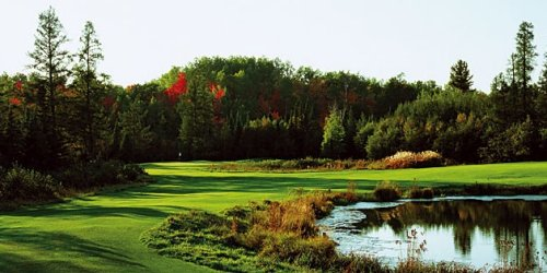 Wisconsin Northwoods Golf Trail golf packages