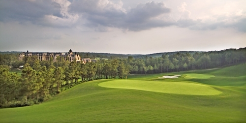 Robert Trent Jones Golf Trail golf packages