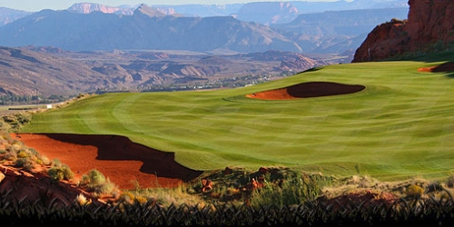 Red Rock Golf Trail golf packages