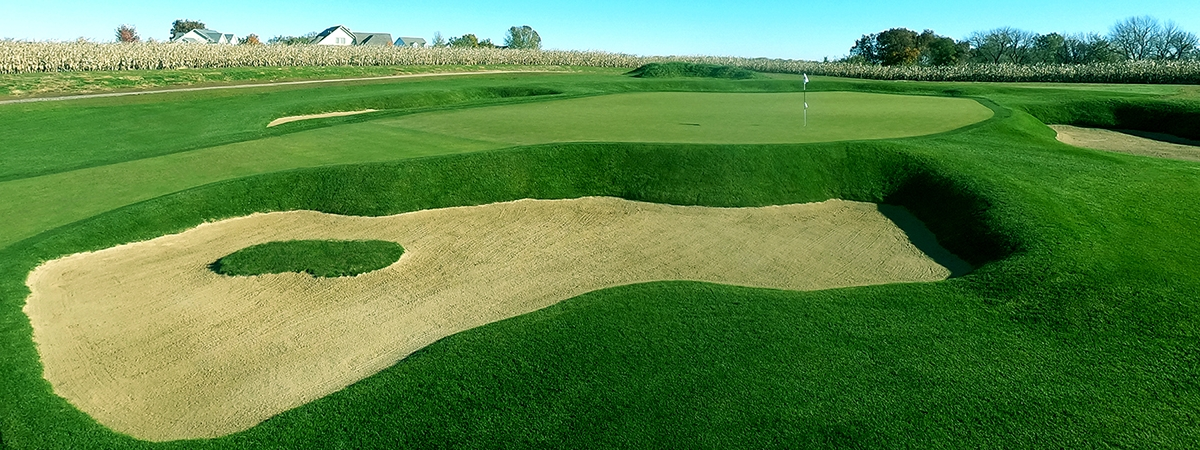 Iowa golf packages