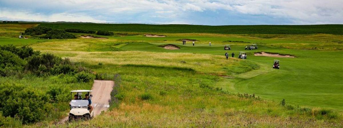 Nebraska golf packages