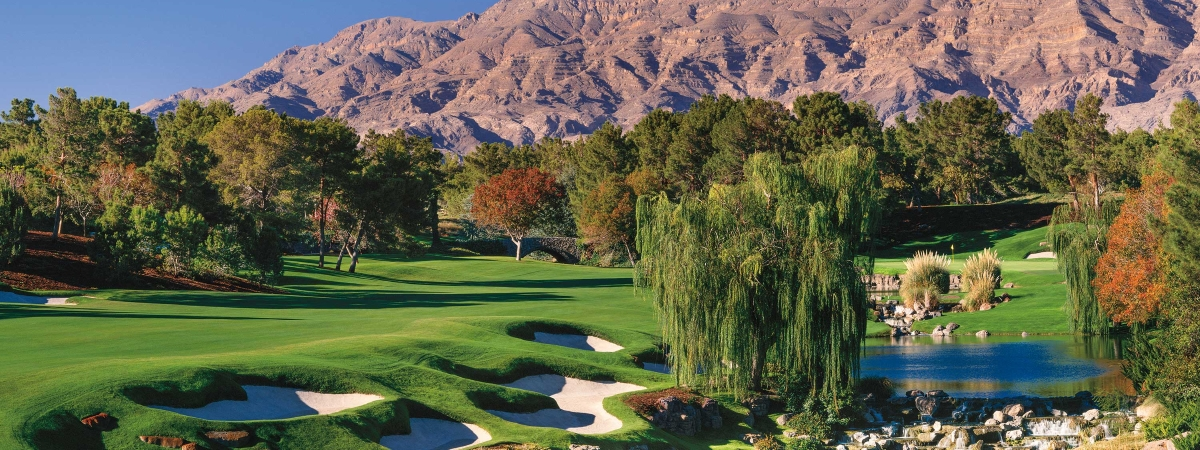 Nevada golf packages