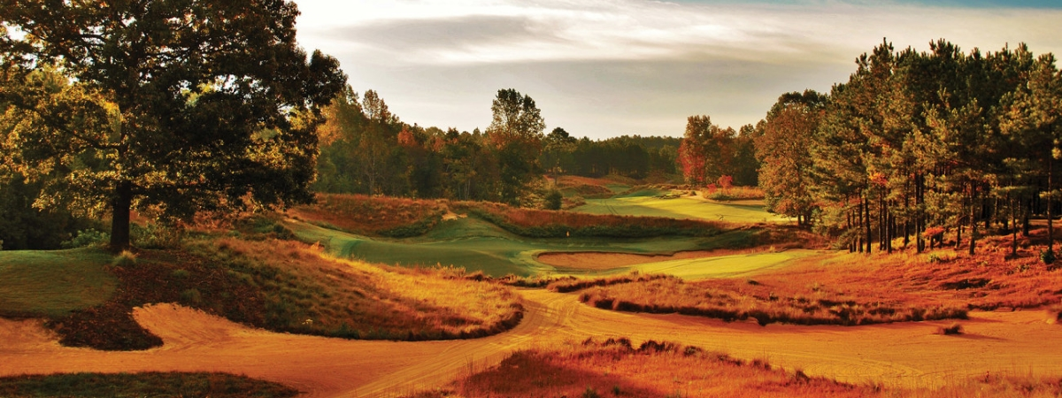 North Carolina golf packages