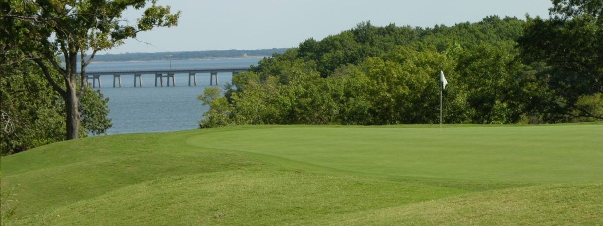 Oklahoma golf packages