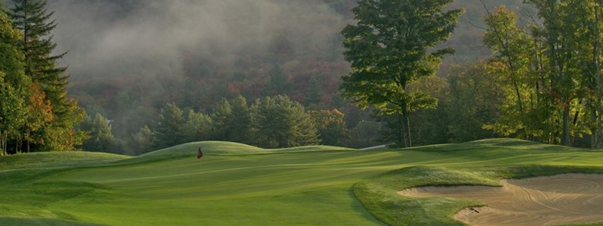Vermont golf packages
