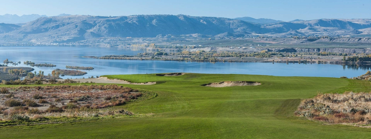 Washington golf packages