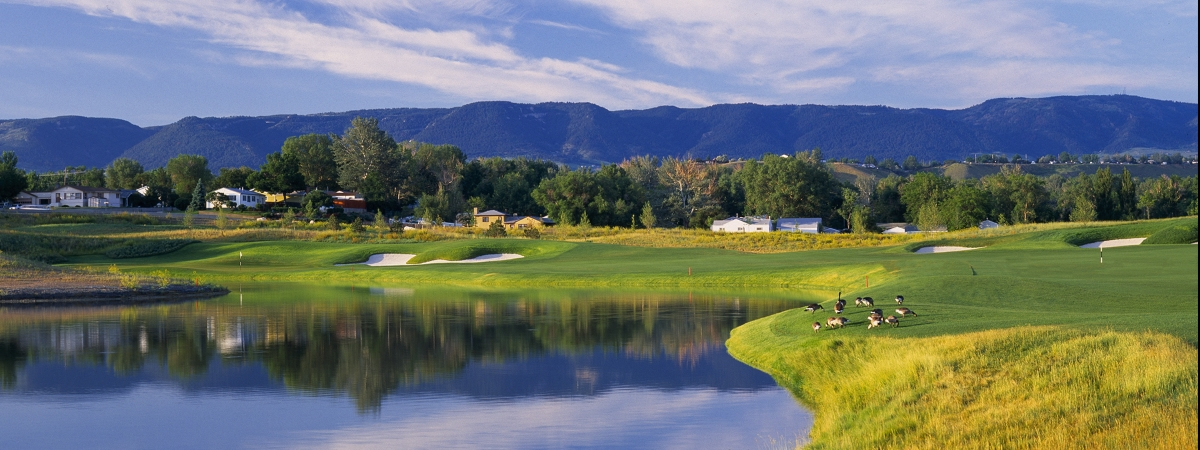 Wyoming golf packages
