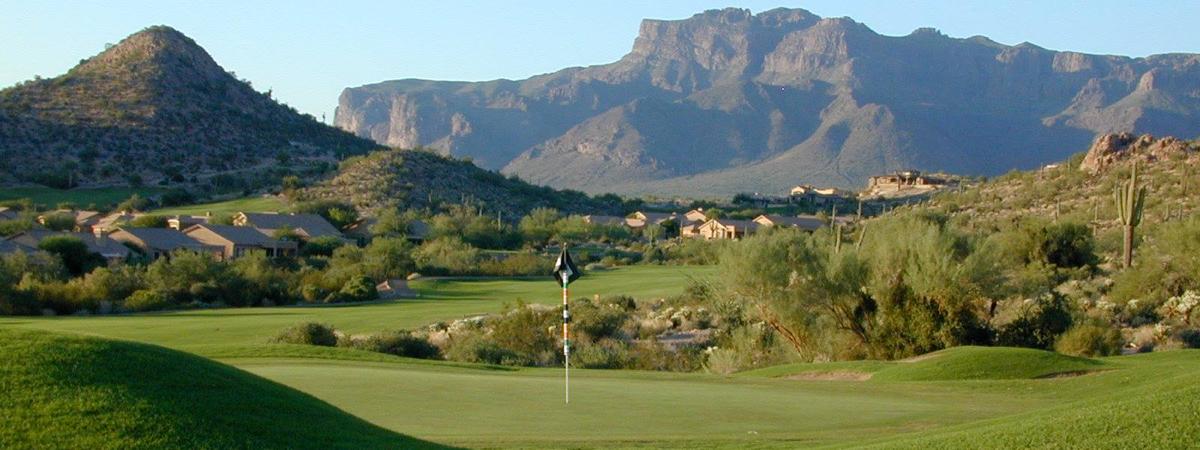Arizona Golf Trails