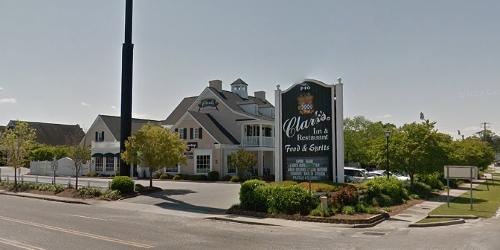 Clark's Inn golf packages