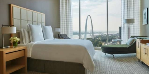 Four Seasons Hotel St. Louis golf packages