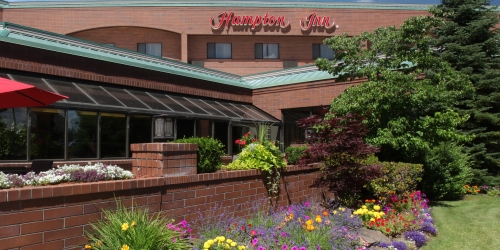 Hampton Inn Spokane Airport golf packages