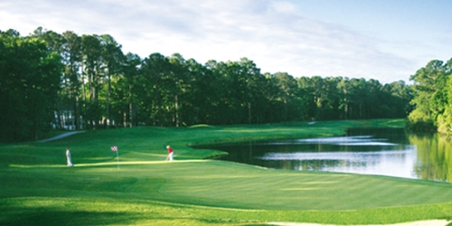 Heritage Golf Collection on Hilton Head Island golf packages