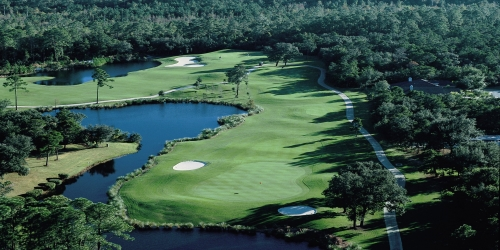 Kaiser Realty by Wyndham Vacation Rentals golf packages