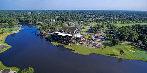 River Landing Holiday Inn Express golf packages