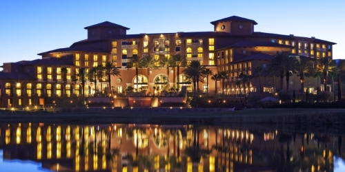 Westin Lake Las Vegas Resort and Spa golf packages