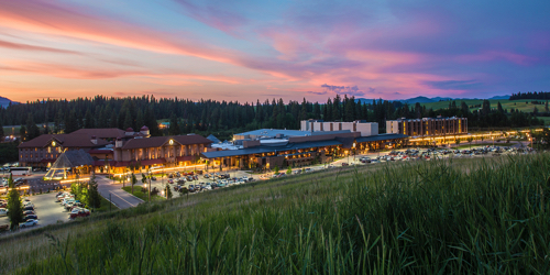 Coeur D'Alene Casino Resort Hotel golf packages