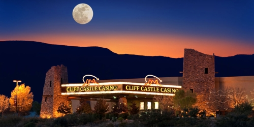 Cliff Castle Casino golf packages