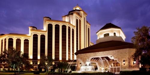 L'auberge Casino Resort golf packages